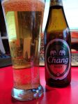 Chang and glass